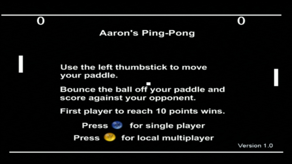 Image from Aaron's Ping-Pong