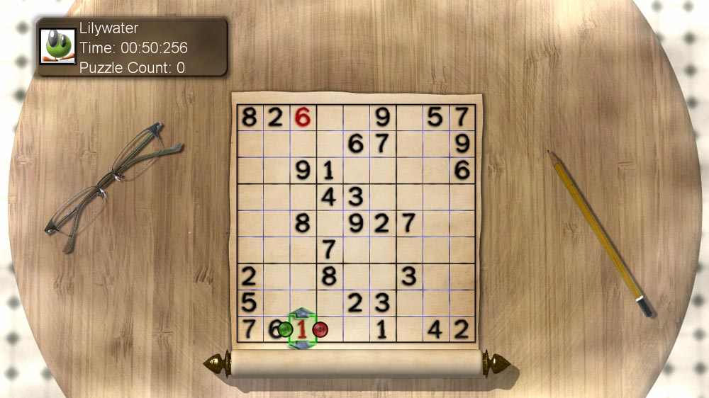 Image from Couples Sudoku