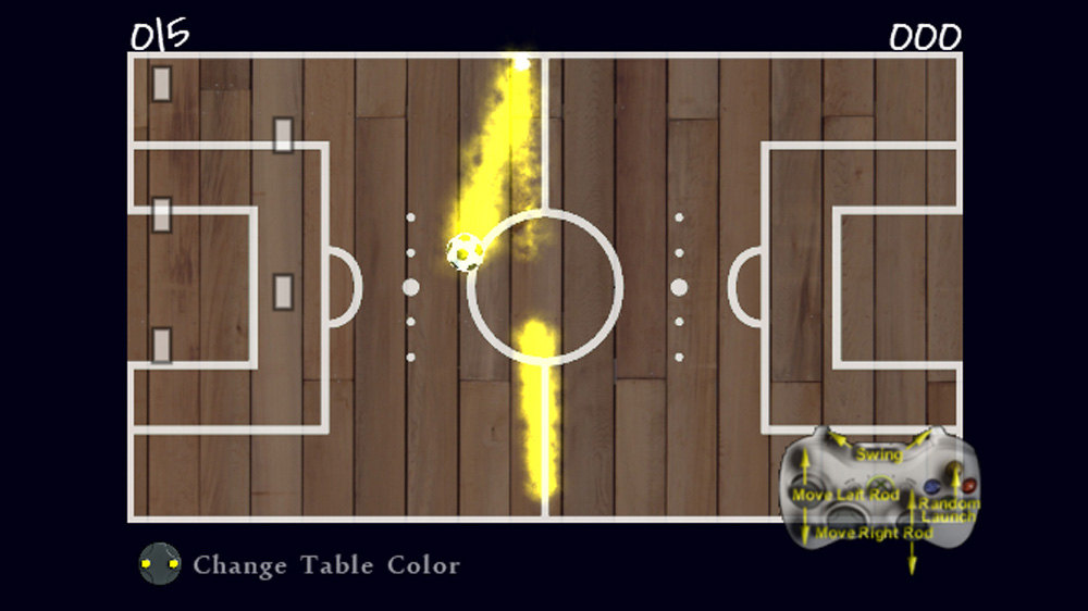 Image from Foosball For Two