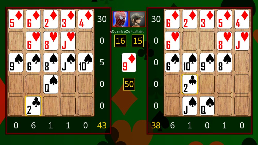Image from Poker Squares