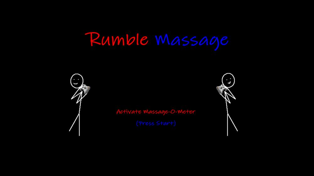Image from Rumble Massage