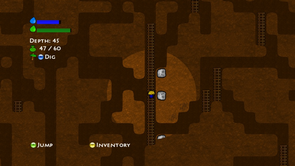 Image from Miner Dig Deep