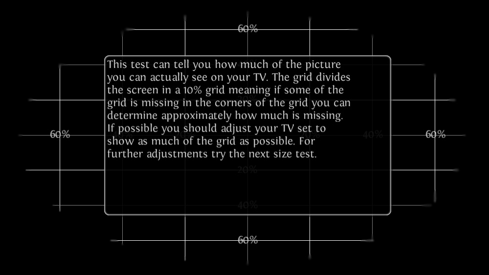 Image from TV Calibration