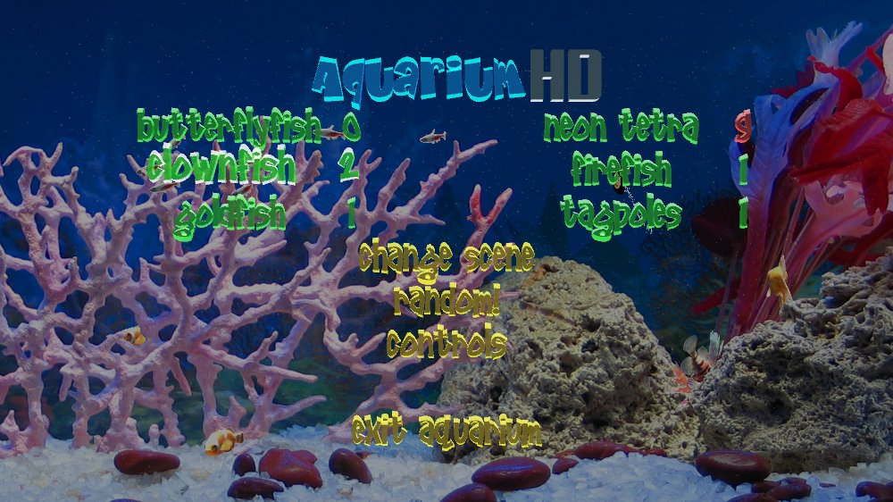 Image from Aquarium HD