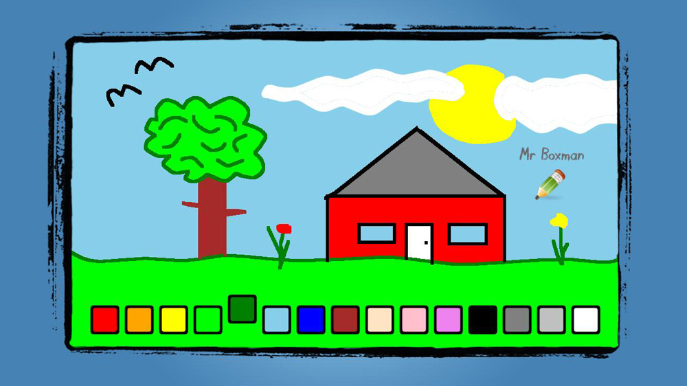 Image from Let's Draw A Picture Together!