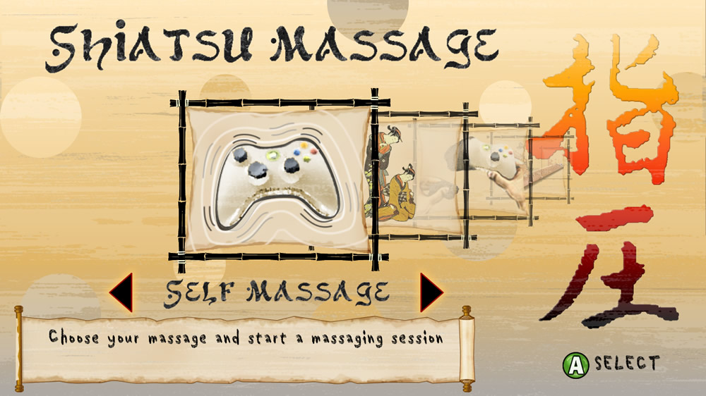 Image from Shiatsu Massage