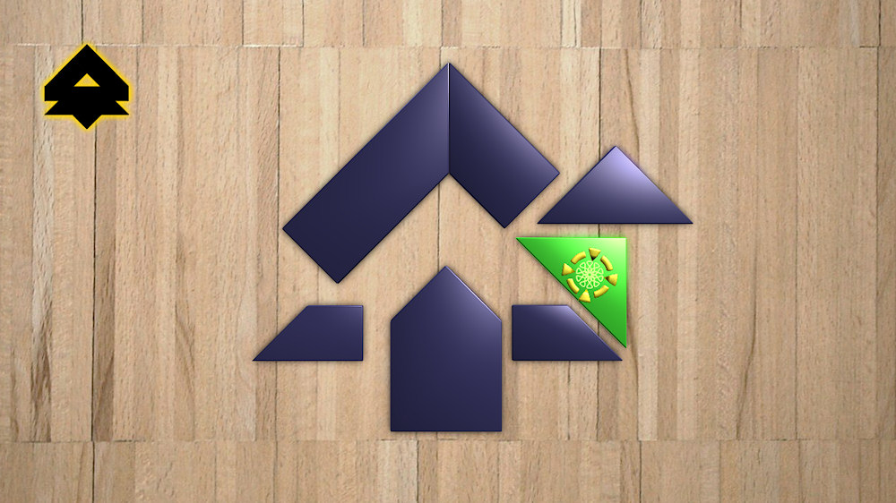 Image from Golden Tangram