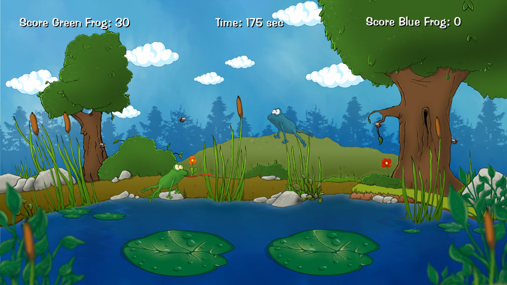 Image from A Frog Game