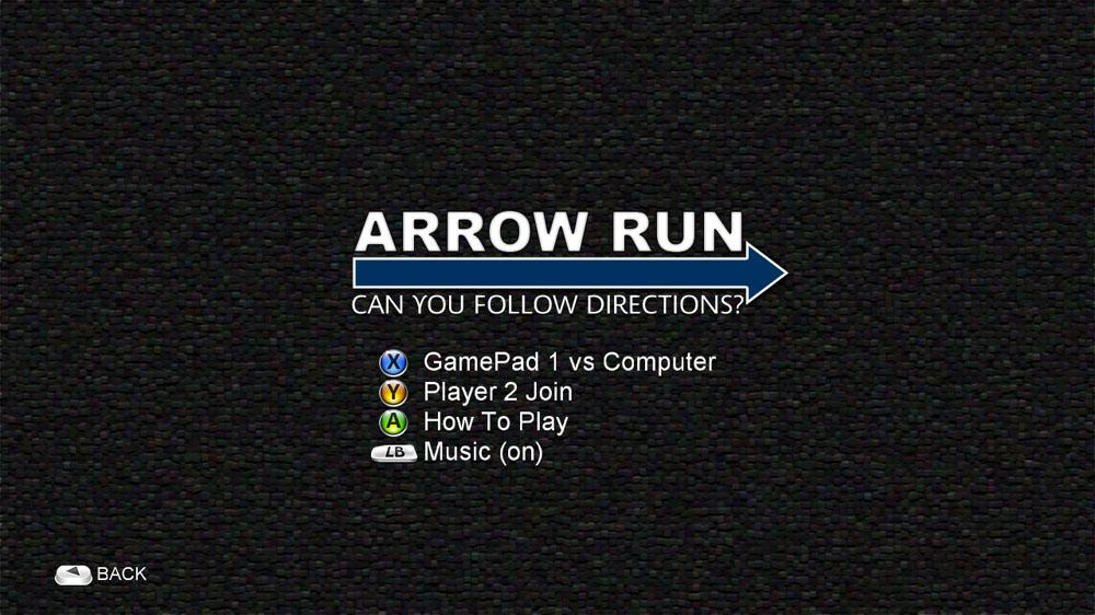 Image from Arrow Run