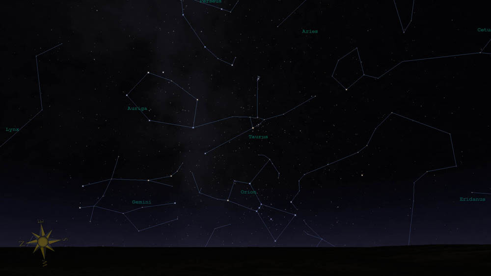 Image from Dark Skies: Constellations
