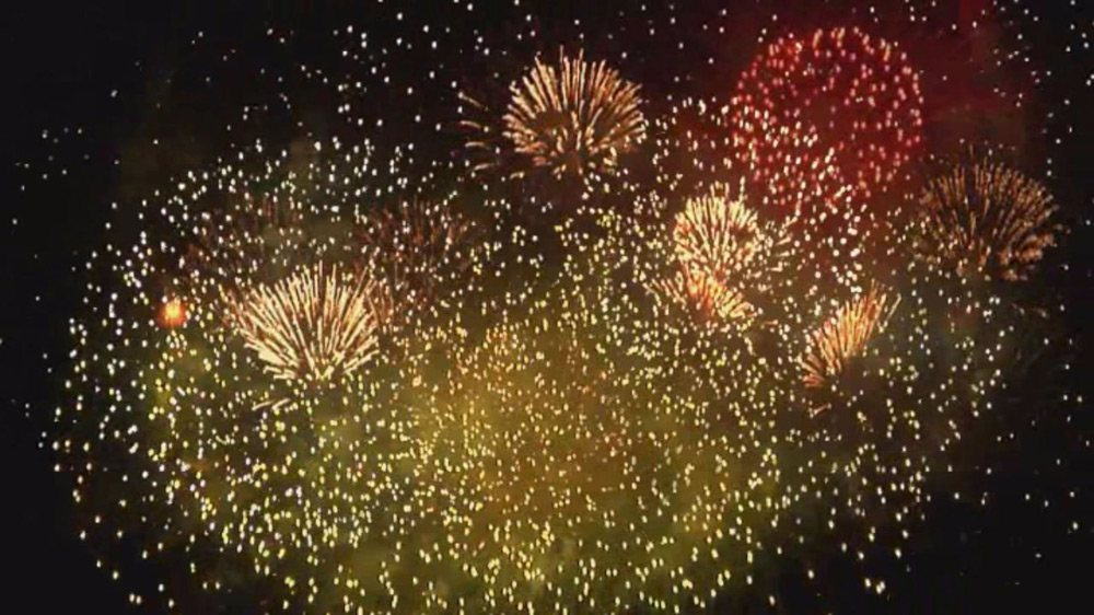 Image from Fireworks Spectacular