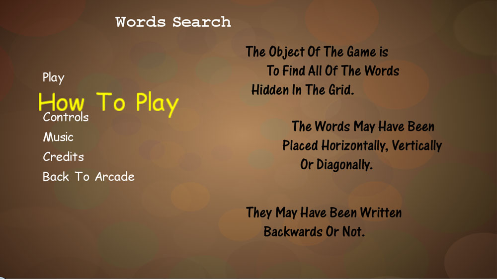 Image from Words Search