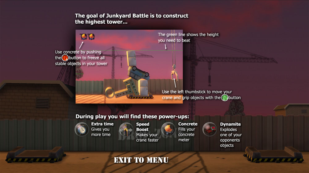 Image from Junkyard Battle