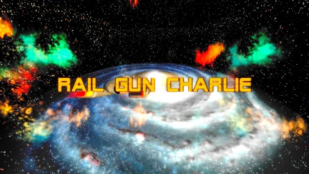 Rail Gun Charlie のイメージ