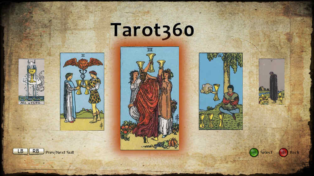 Image from Tarot