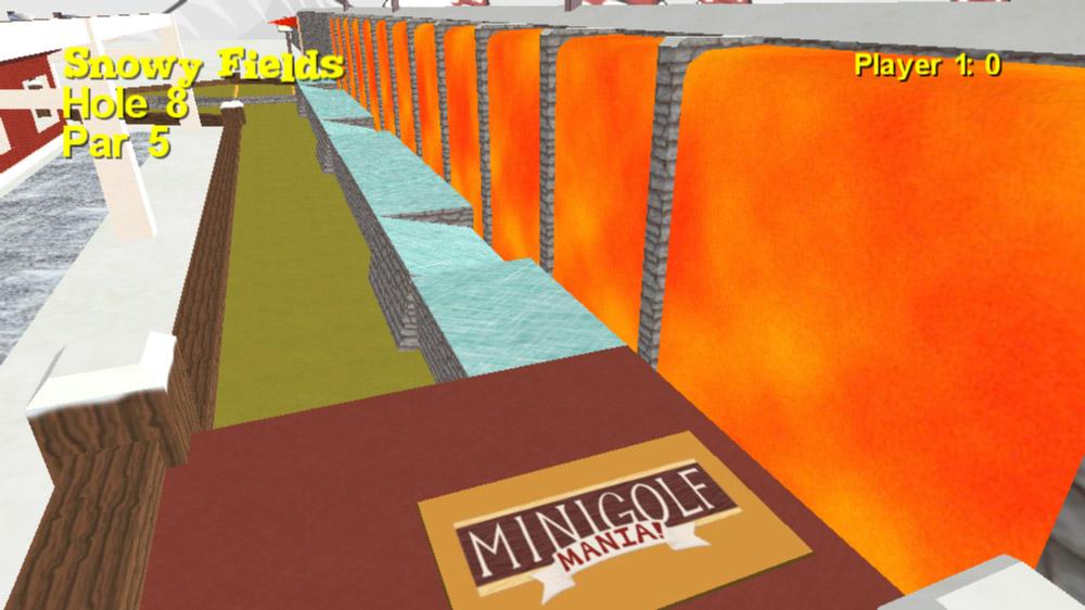 Image from Minigolf Mania