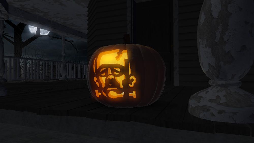 Image from Pumpkin Chop