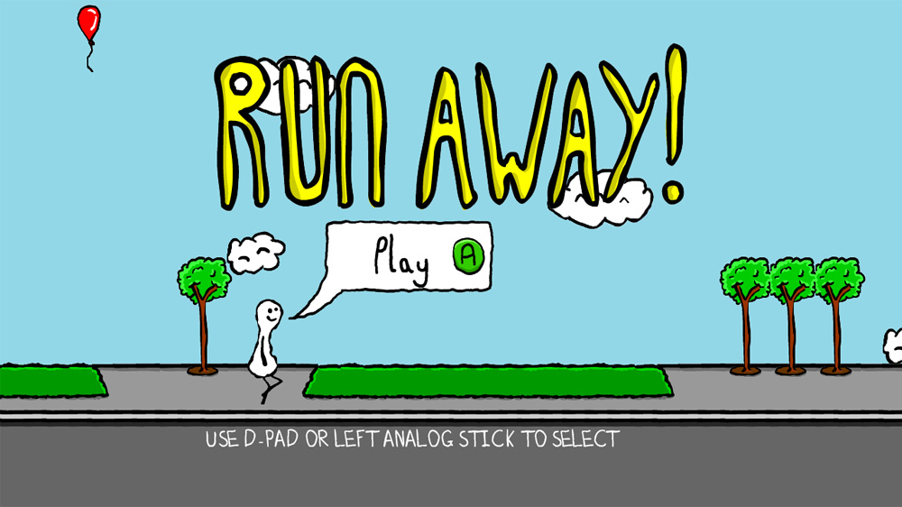 Image from Run Away