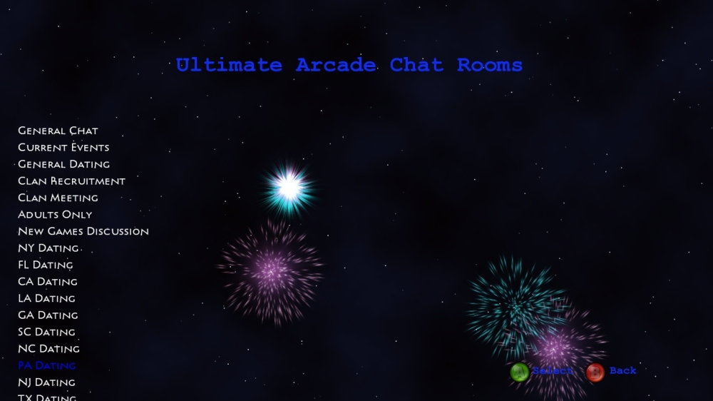 Image from Ultimate Arcade Chat Rooms