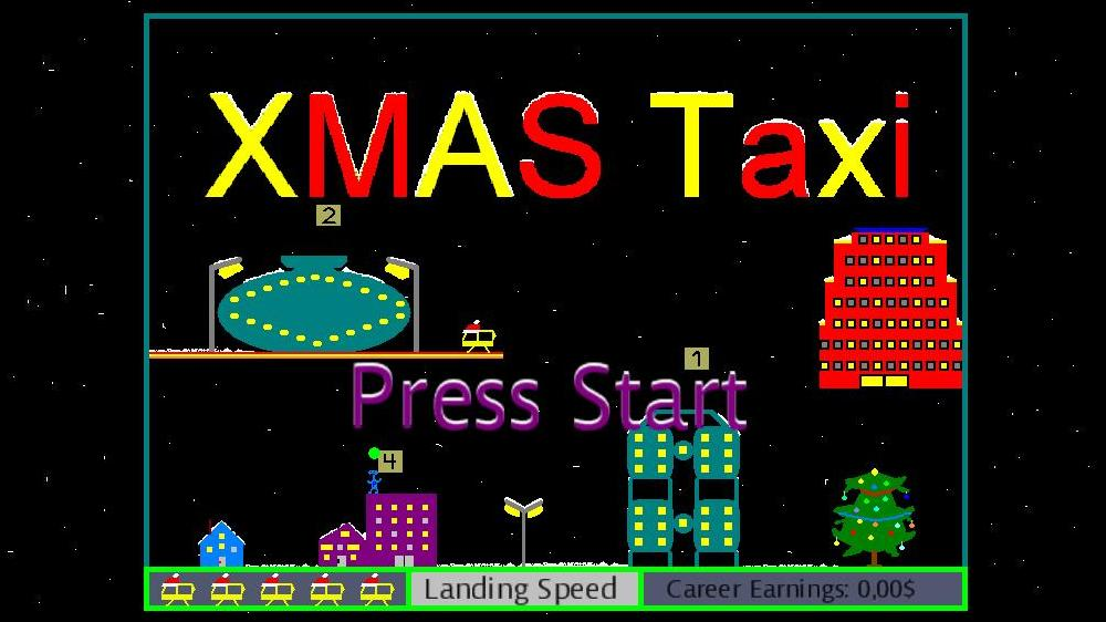 Image from XMAS Taxi