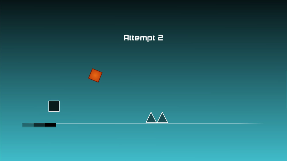 Image from The Impossible Game