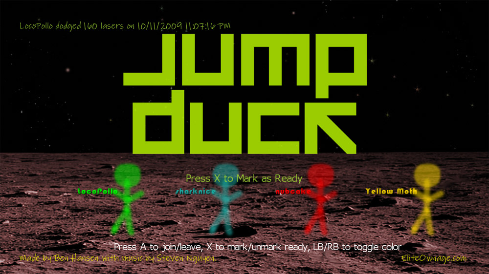 Image from Jump Duck