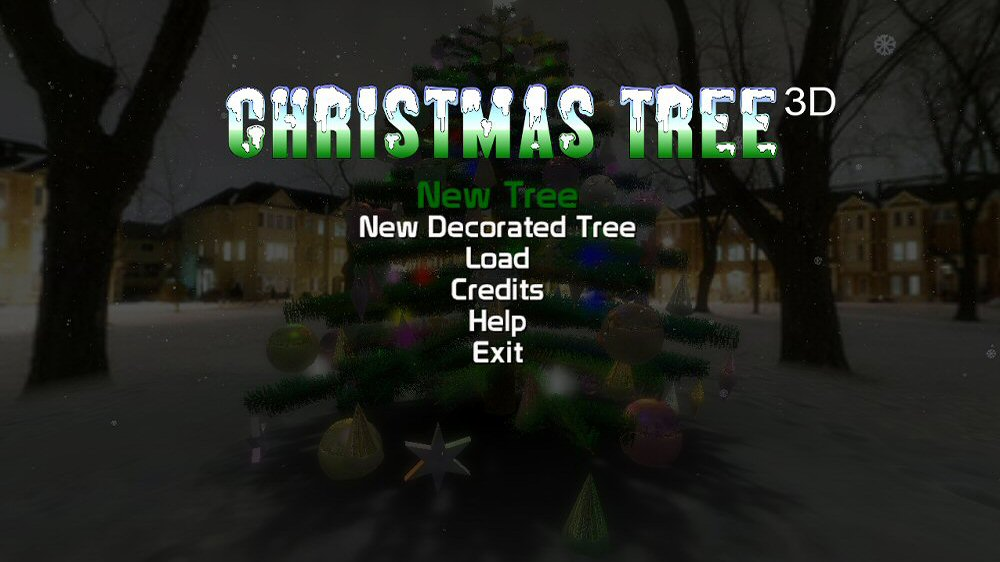 Image from Christmas Tree 3D