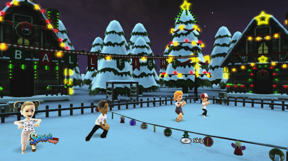 Image from Avatar Wave: Snowball Fight