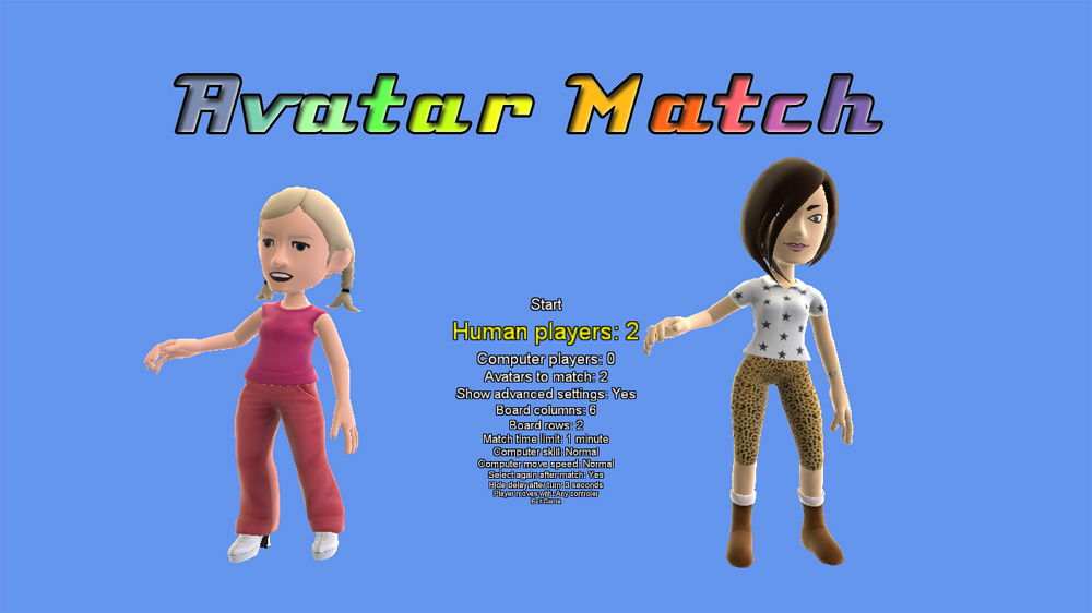Image from Avatar Match
