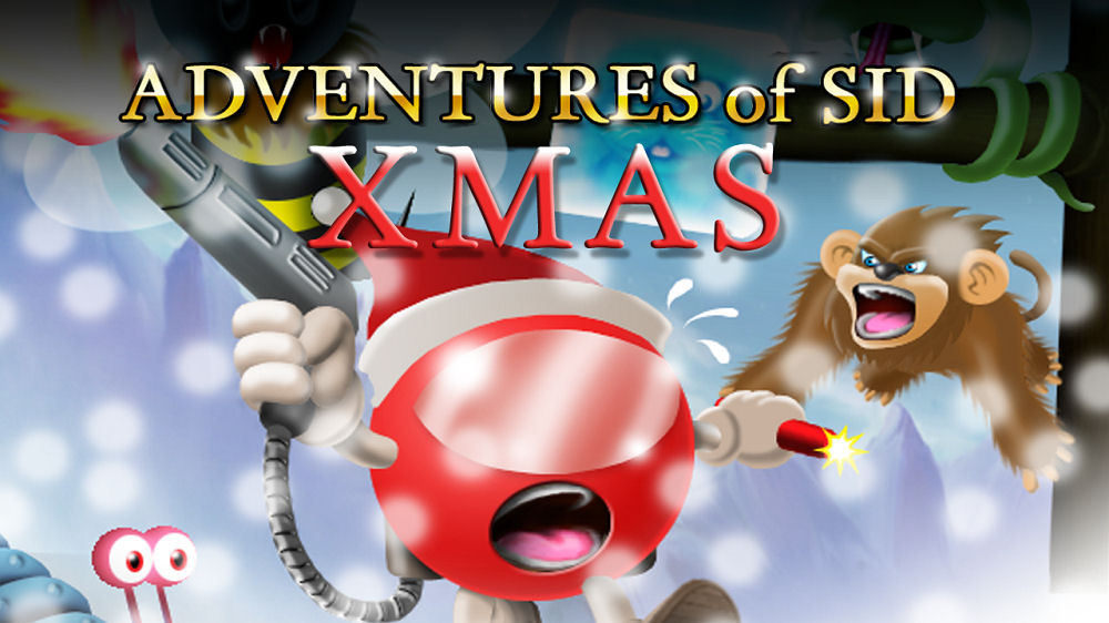 Image from Adventures Of Sid XMAS Special