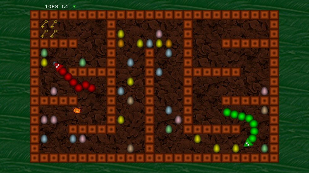 Image from Arcade Snake