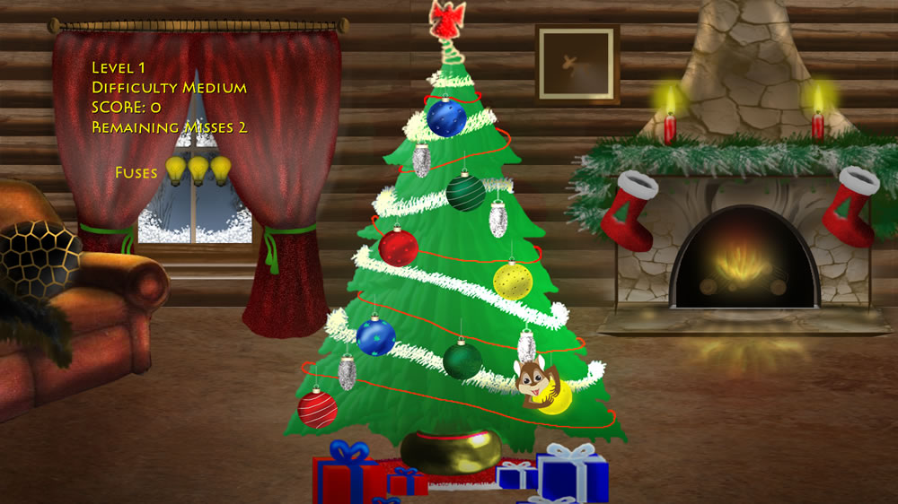Image from Chipmunk Christmas