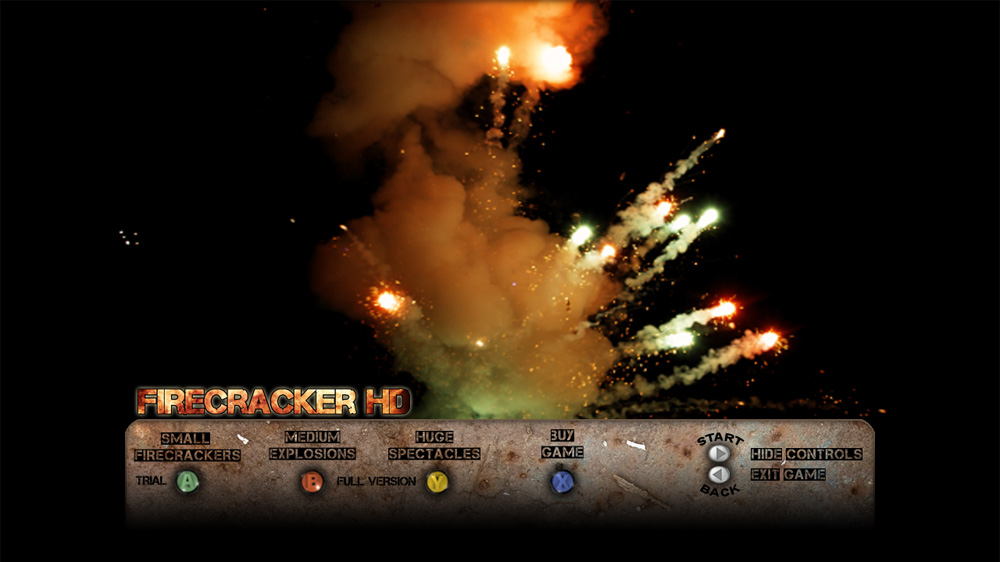 Image from Firecracker HD