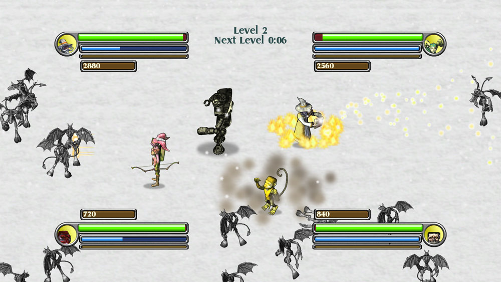 Image from Fight Monkey of Magic