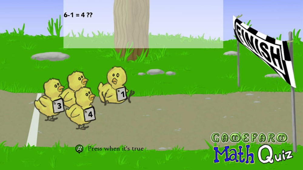 Image from Gamefarm Math Quiz