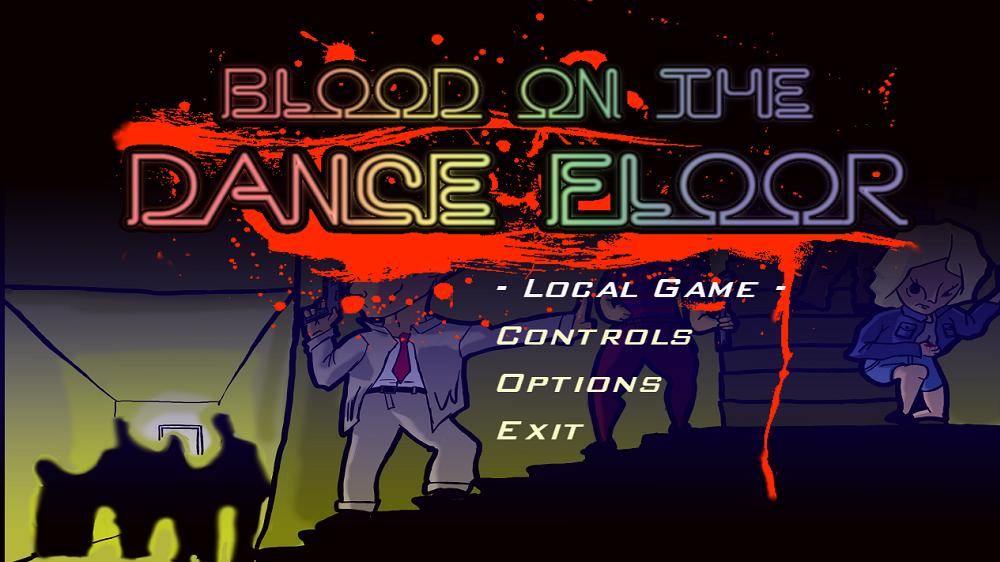 Imagen de Blood On The Dance Floor