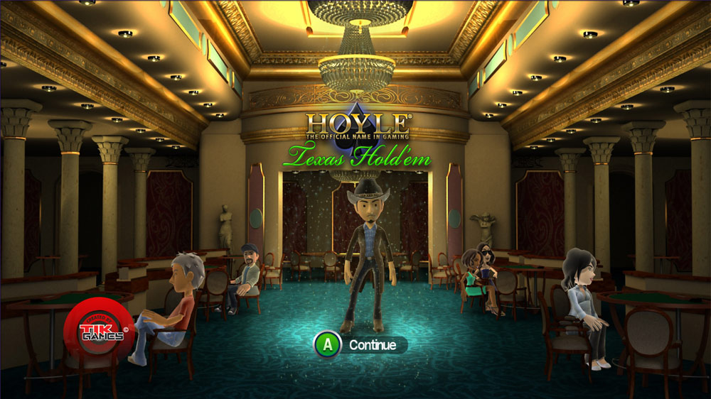 Image from Hoyle Texas Hold 'em
