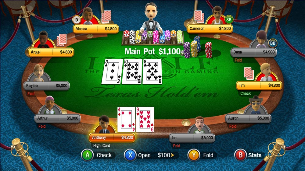 Image from Hoyle Texas Hold &#39;em