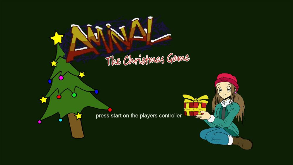 Aminal the Christmas Game のイメージ