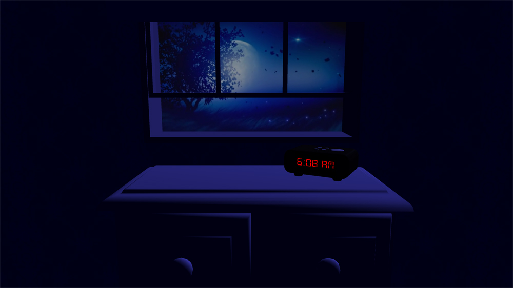 Image from Avatar Alarm Clock