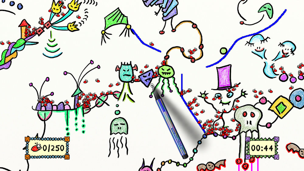 Image from Your Doodles Are Bugged!