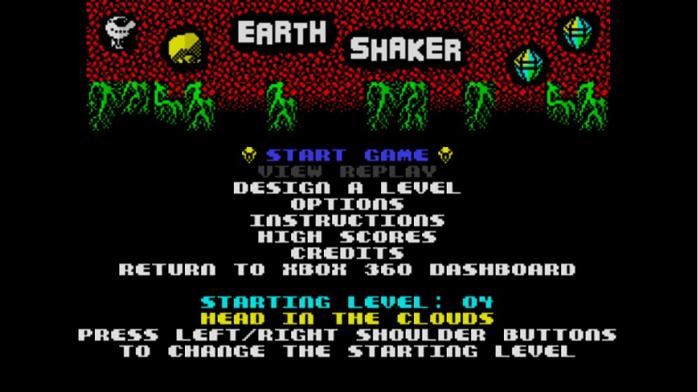 Image from Earth Shaker
