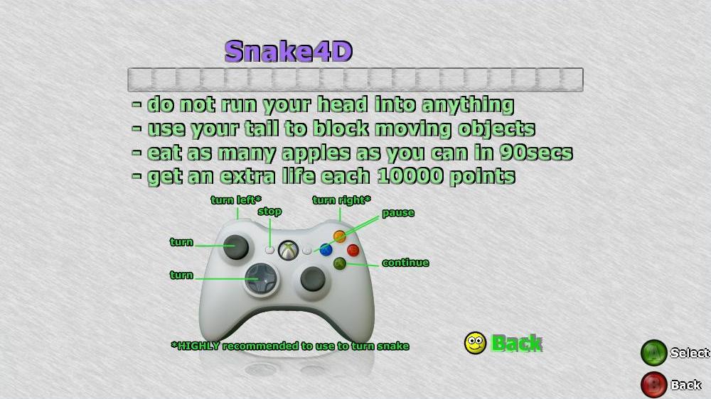 Imagen de Snake4D