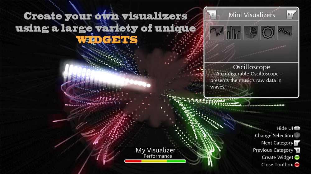 Image from iRiS 2.0 - Visualizer Studio