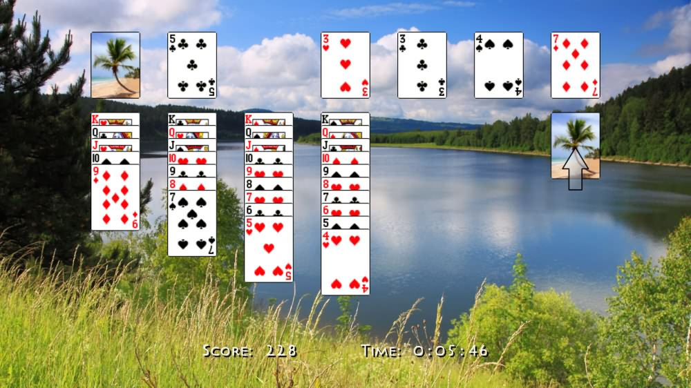 Image from Classic Solitaire