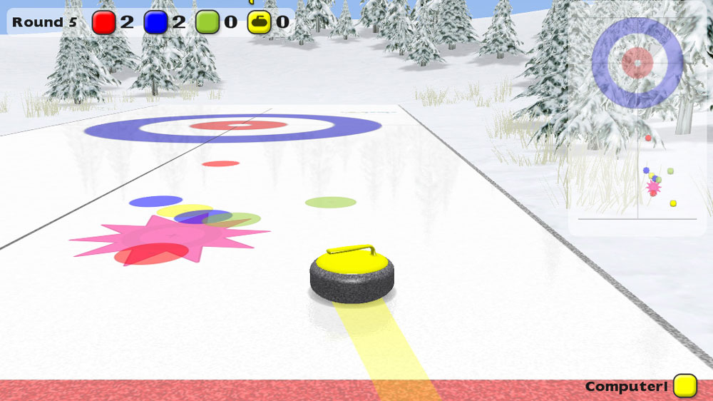Image from Curling 2010