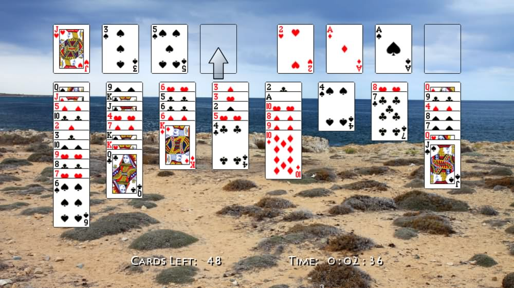 Image from Classic FreeCell