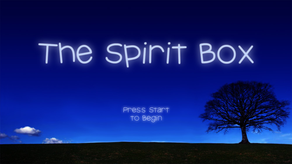 Image from The Spirit Box