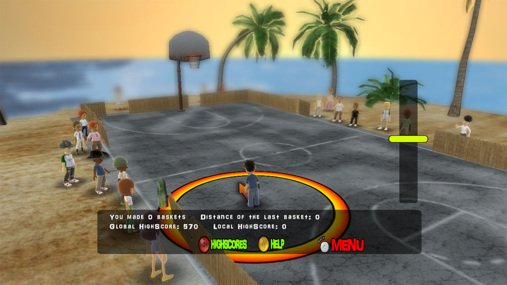 Image from Avatar Street Basketball