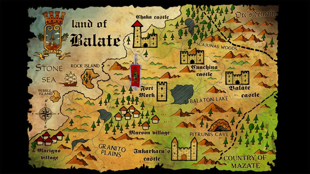 Image from Balate - The Last Kingdom